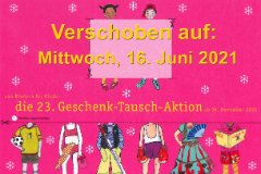 Flyer der Aktion